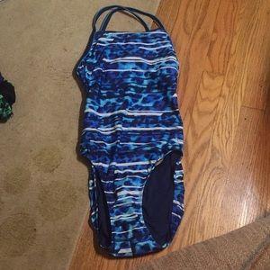 Speedo swimsuit size 34 worn once
